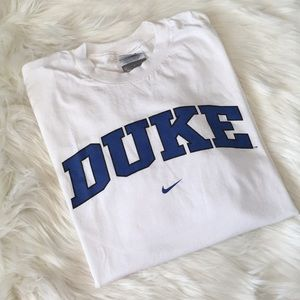 Nike Tops - DUKE Long Sleeve T-shirt
